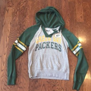 Go Pack Go!  Women's hoodie